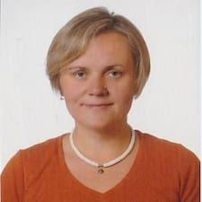 Profil utilisateur de Sarka