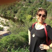 Maria Rosa felhasználói profilja