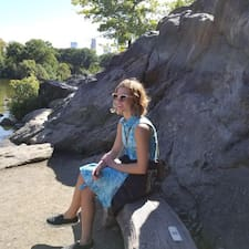 Sarah Jane felhasználói profilja