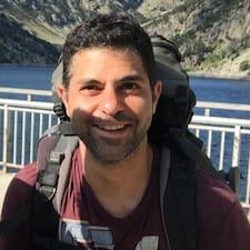 Yair felhasználói profilja