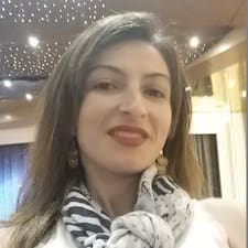 Carolina Aparecida felhasználói profilja