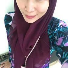 Profil Pengguna Siti Fardzean