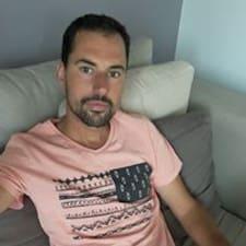 Guillaume felhasználói profilja
