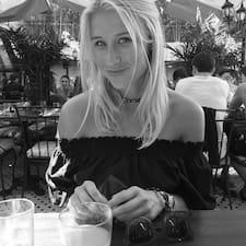 Ebba felhasználói profilja