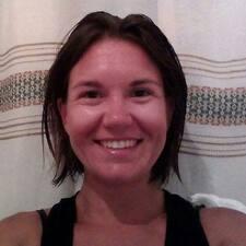 Violette Brugerprofil
