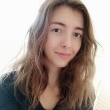 Perfil do usuário de Alexia