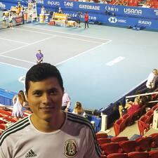 Hector Gonzalez felhasználói profilja