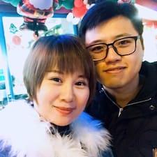 Profil utilisateur de Jieshuang