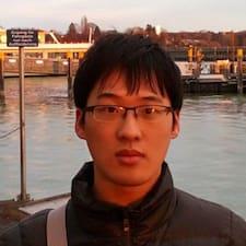 Henkilön Zhizhou käyttäjäprofiili