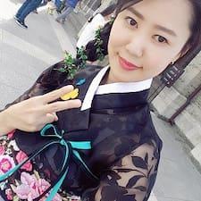 Profil utilisateur de 가영