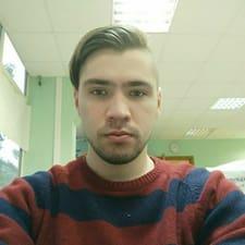 Henkilön Егор käyttäjäprofiili