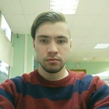Егор Brukerprofil