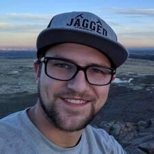 Brandon felhasználói profilja