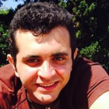 Soroush felhasználói profilja