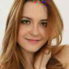 Inesa felhasználói profilja