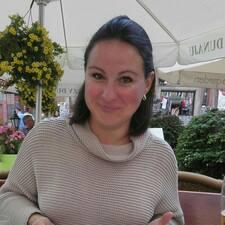 Gergana User Profile