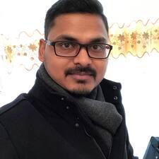Narasimhan felhasználói profilja