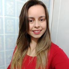 Claudia Fernanda - Uživatelský profil