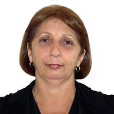 Jazmin User Profile