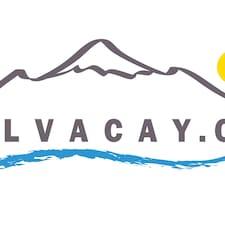 CoolVacay - Uživatelský profil