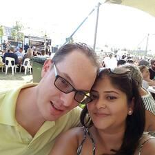 Manisha & Rob Kullanıcı Profili