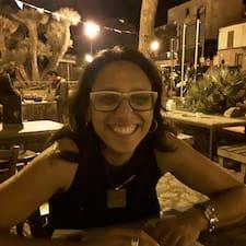 Claretta felhasználói profilja