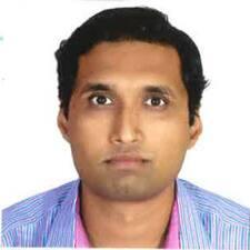 Perfil de l'usuari Tushar