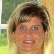 Joanne felhasználói profilja