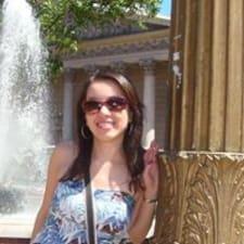 Patrícia H felhasználói profilja