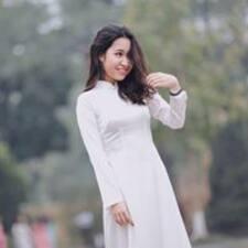 Phạm felhasználói profilja