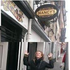 Perfil de usuario de Nancy