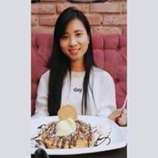 My Linh User Profile