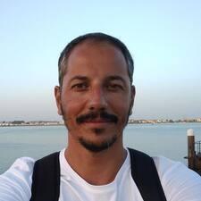 Jesús P. User Profile