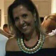 Maria De Fátima的用戶個人資料