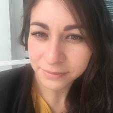 Profil utilisateur de Estefani