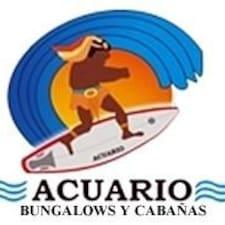 Hotel Acuario的用戶個人資料