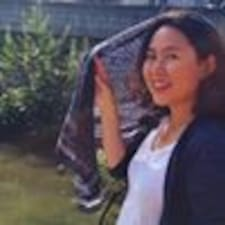 Profil utilisateur de Junghye