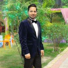 Vishwajeet - Uživatelský profil