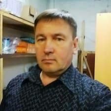 Felitsyn User Profile