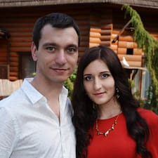Profil utilisateur de Danil & Oleksandra