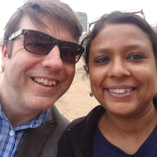 Sujata & Julian User Profile