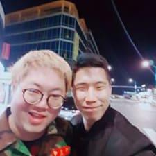 Perfil do usuário de 동진
