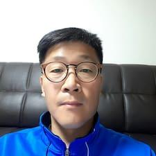 Profil utilisateur de Kihyun
