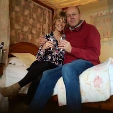 Paul & Sue felhasználói profilja