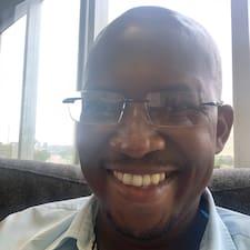 Gebruikersprofiel Tshepo