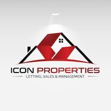 Icon Properties - Profil Użytkownika