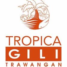 Tropica User Profile