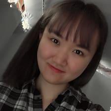 Gebruikersprofiel 欣玥