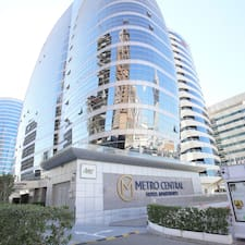Citadines Metro Central Dubai User Profile
