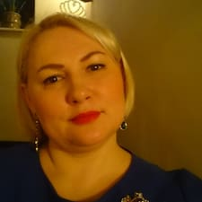 Gebruikersprofiel Svetlana
